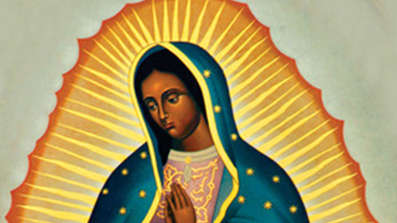 Celebrate Feast Day for Our Lady of Guadalupe with the St ...
