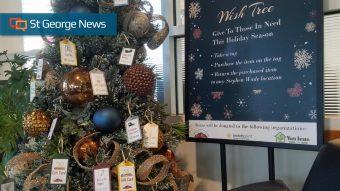 Stephen Wade locations host Wish Trees to help Southern Utah