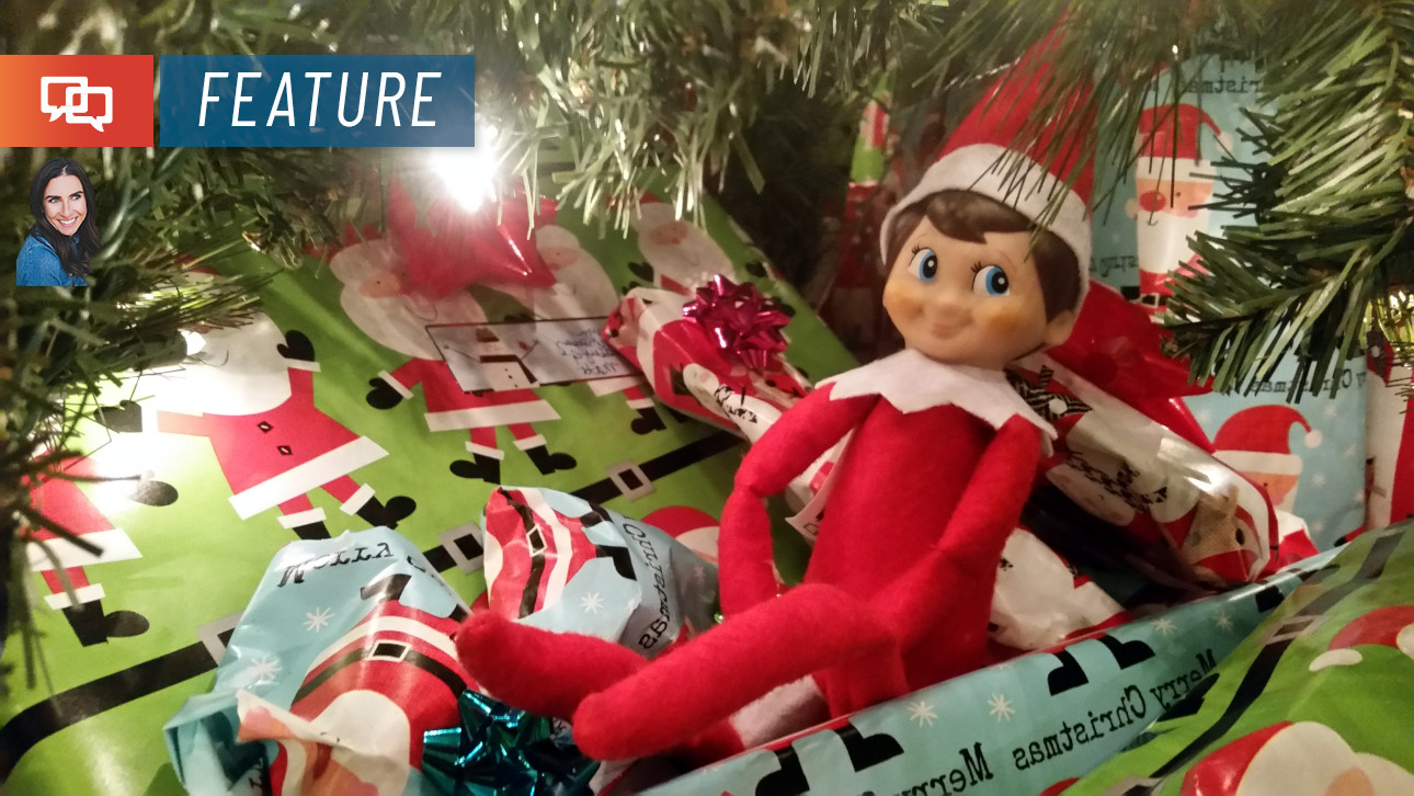 Christmas Elf On The Shelf Images.Here There Ditch The Elf On The Shelf St George News