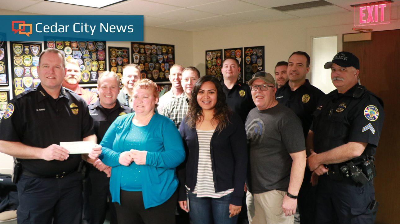 Cedar City Police officers grow out beards, raise money ...