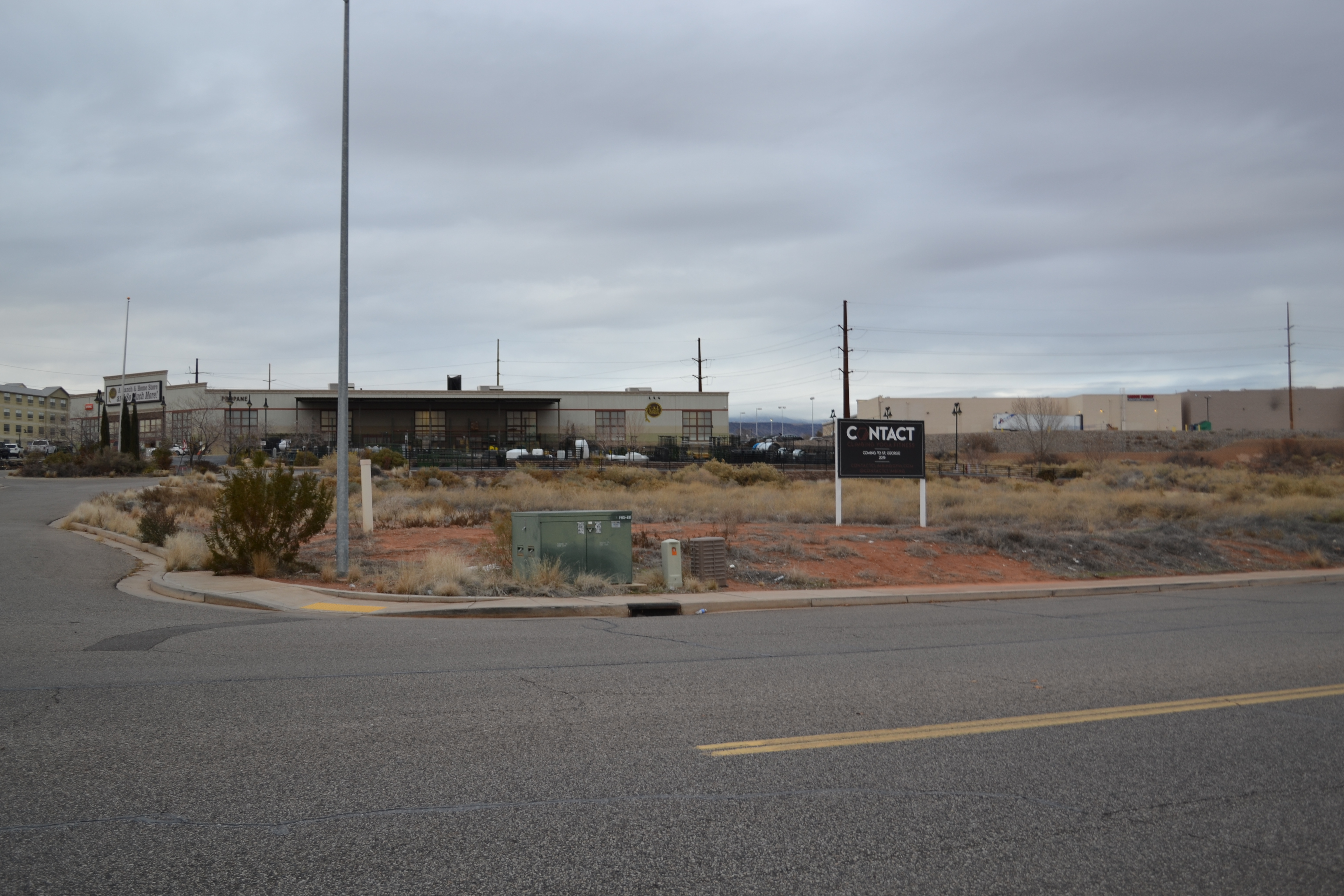 Climbing gym approved for construction in St. George near ...