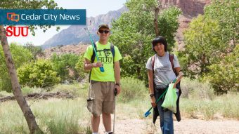 SUU to organize trip to Zion National Park to help with cleanup