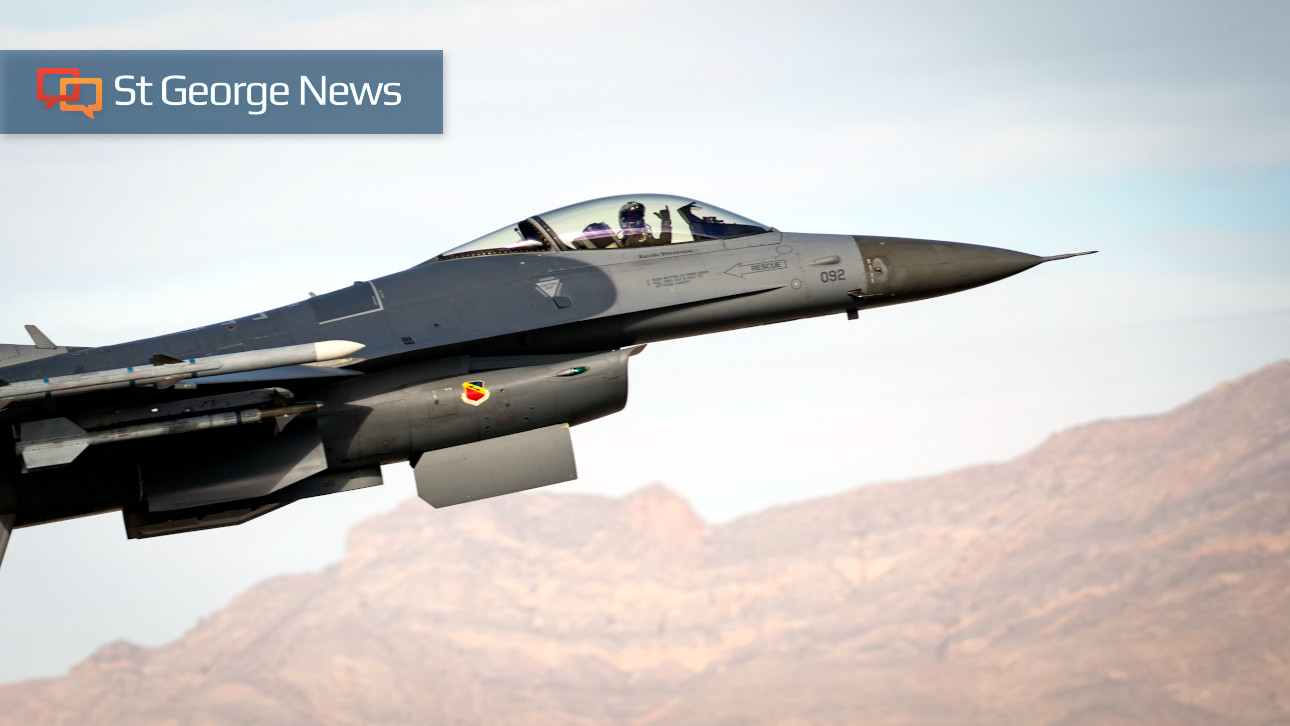 It may be loud, but it's vital for survival: Nellis' Red