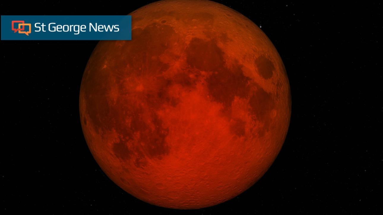 super blood moon january 2019 utah - photo #5