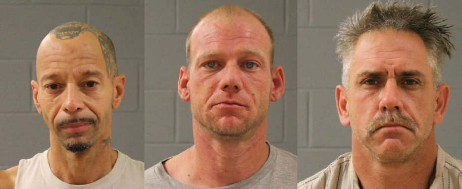 Sheriff's Office: Bad driving results in drug arrests on