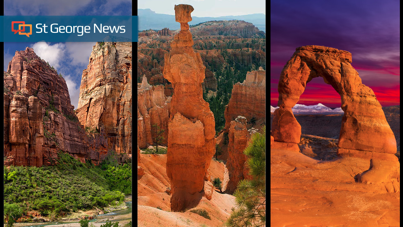 National Parks More Affected By Rising Temperatures Than