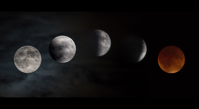 super blood moon january 2019 utah - photo #1