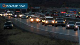 Traffic alert: Road closure affects northbound lanes of I-15