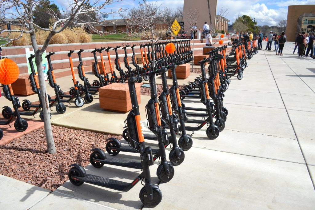 E-scooter initiative officially launches in St  George – St