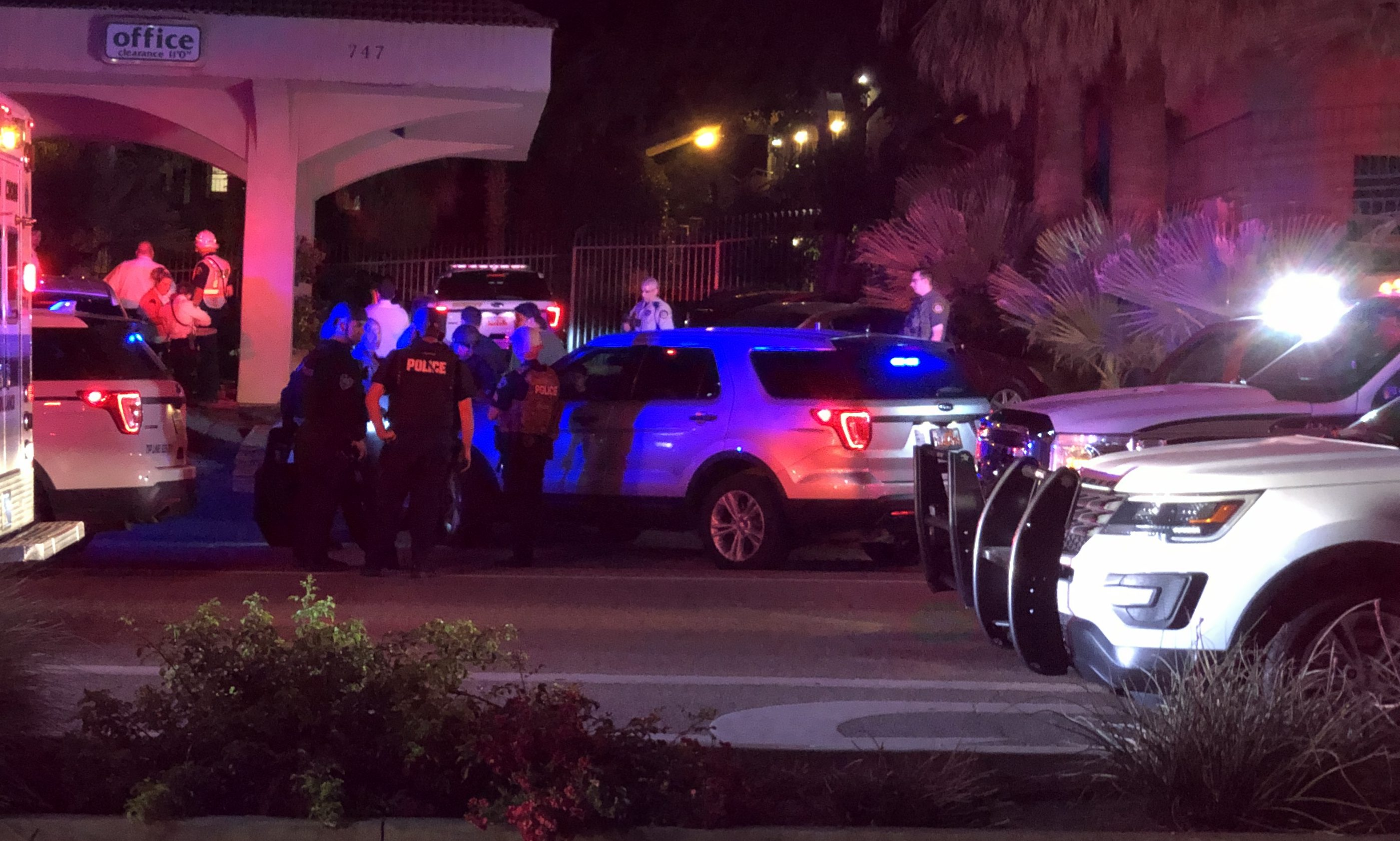 Police arrest 5 after riot at St  George treatment center
