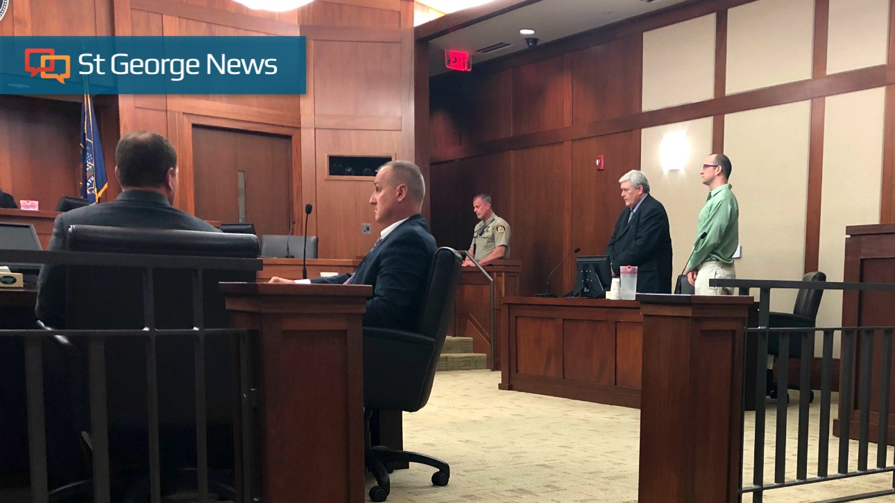 Mcatlin Sentenced In Stabbing Death Of St. George Woman