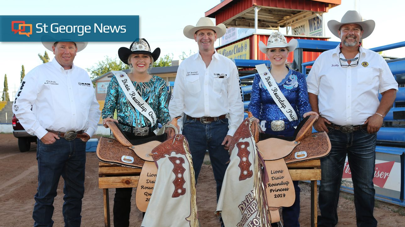 Dixie Roundup Rodeo Queen And Princess Chosen St George News