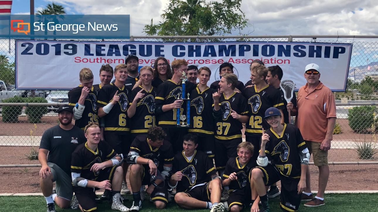 Southern Utah Lacrosse Team Wins Division Championship