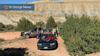 Crews Rescue 3 Hikers Suffering From Cold And Exhaustion In Garfield County Slot Canyon St George News