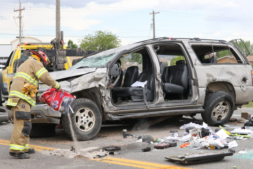 Driver dies after two-vehicle collision in Enoch – St George