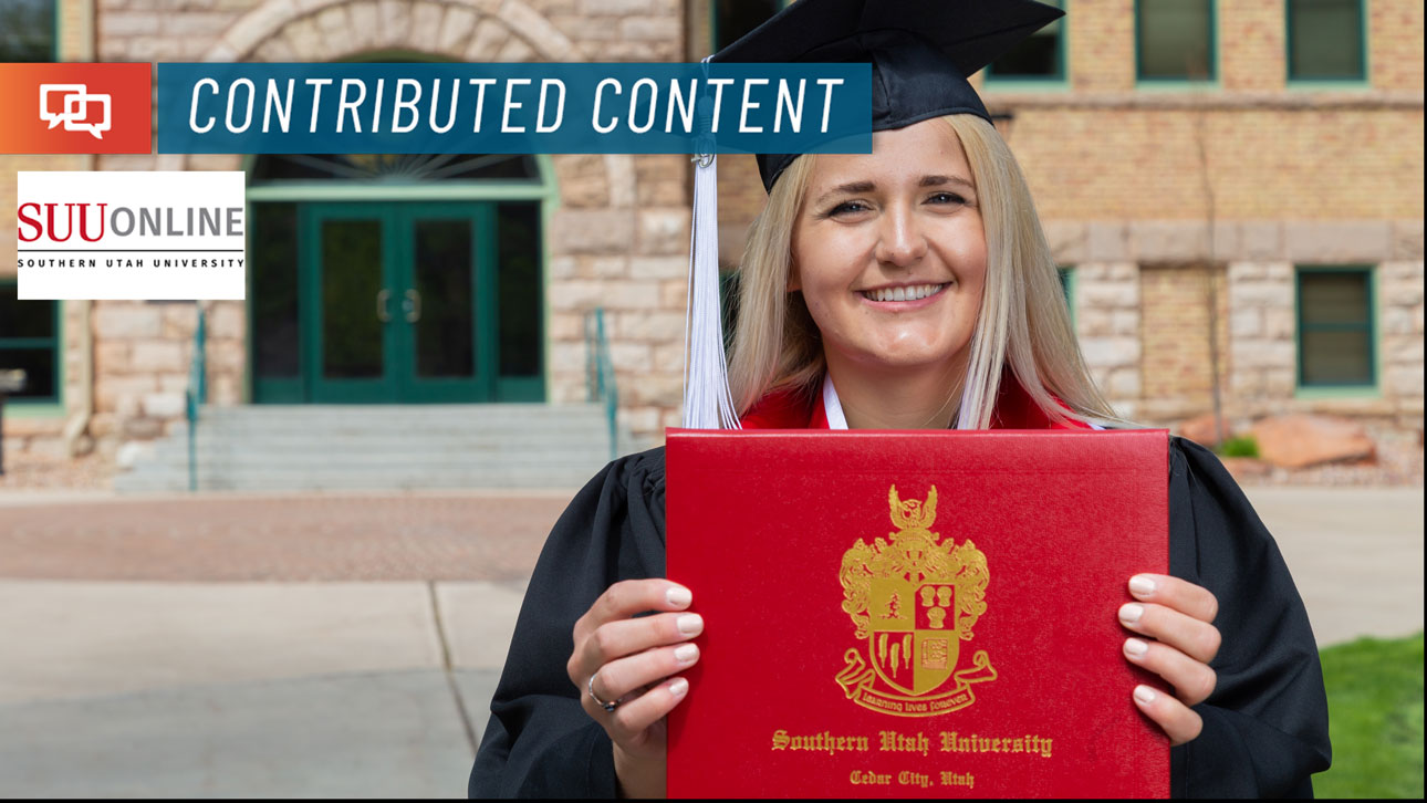 Never Finish Your Bachelor's Degree? Southern Utah