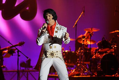 Hundreds of Elvis Presley fans to descend upon Mesquite for