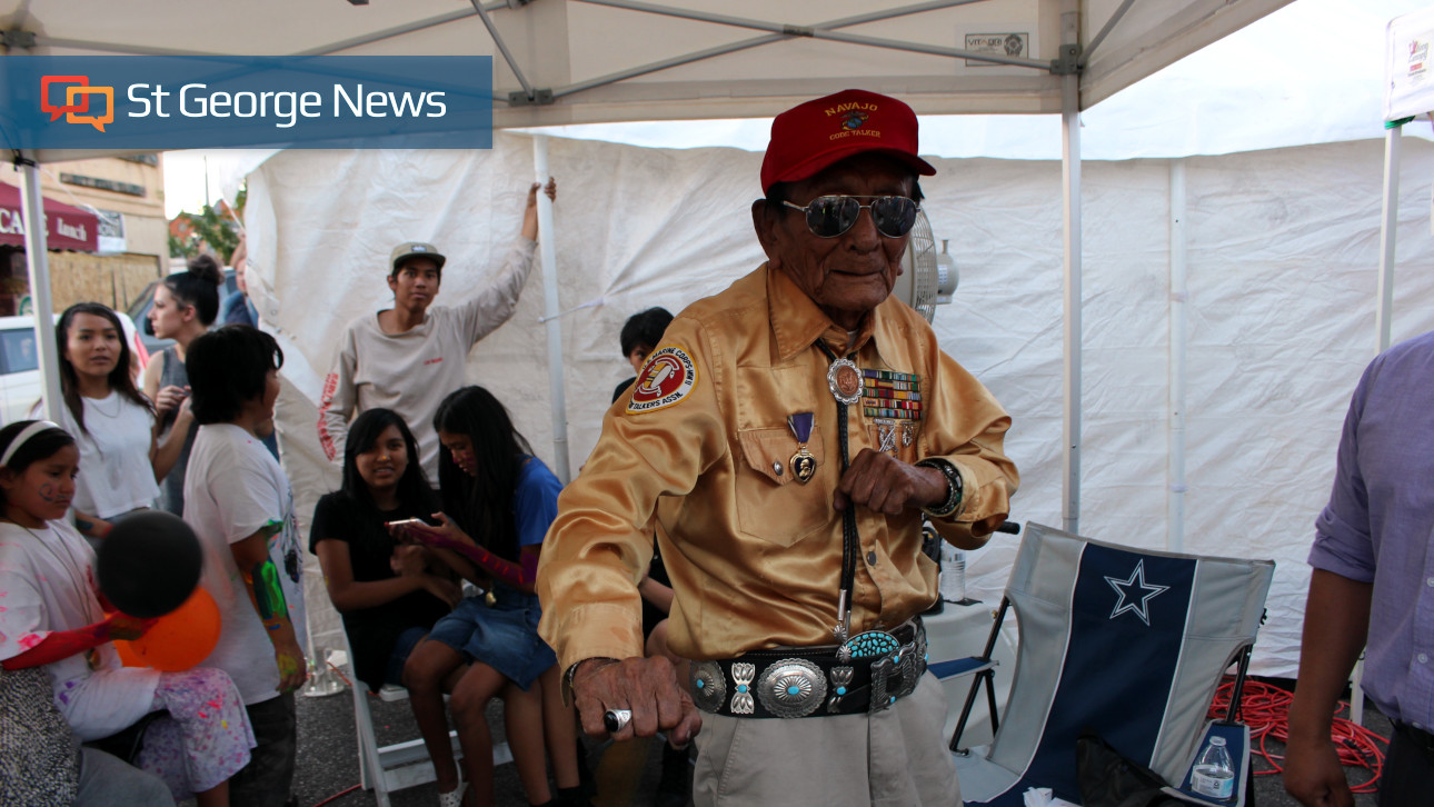 Free event to mark year anniversary of Navajo Code Talker