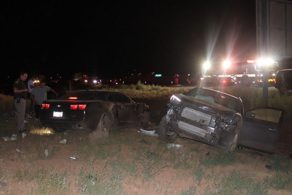 Fatigue, speeding possible factors in I-15 crash near Exit 4 – St