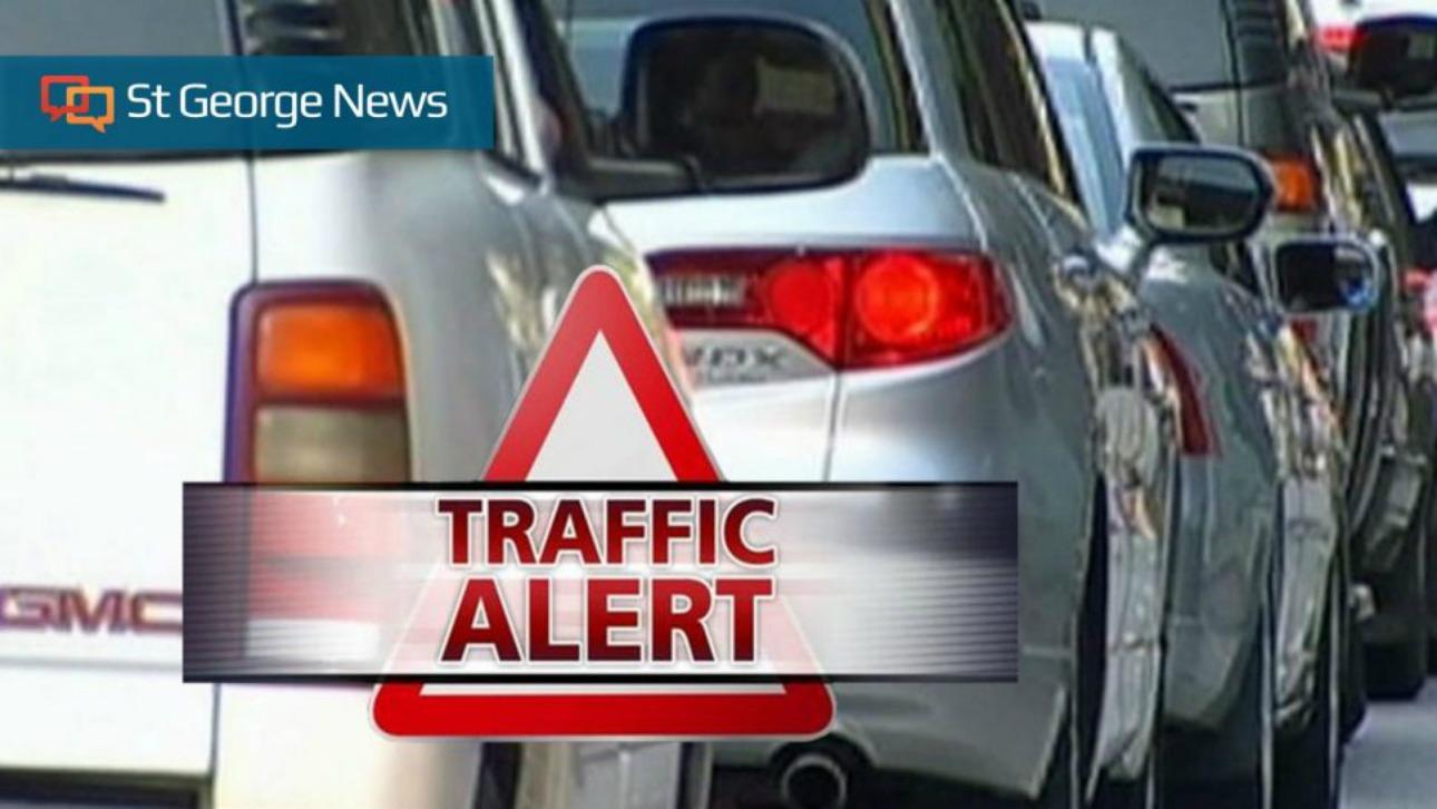 UPDATED: Take Highway 91 to avoid 17-mile backup on SB I-15