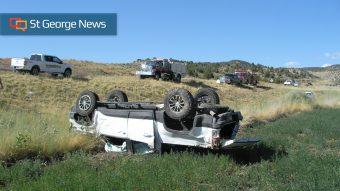 Utah Highway Patrol officers respond to fatal crash in Kane