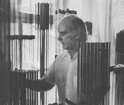 Daughter Of Iconic Artist Furniture Designer Harry
