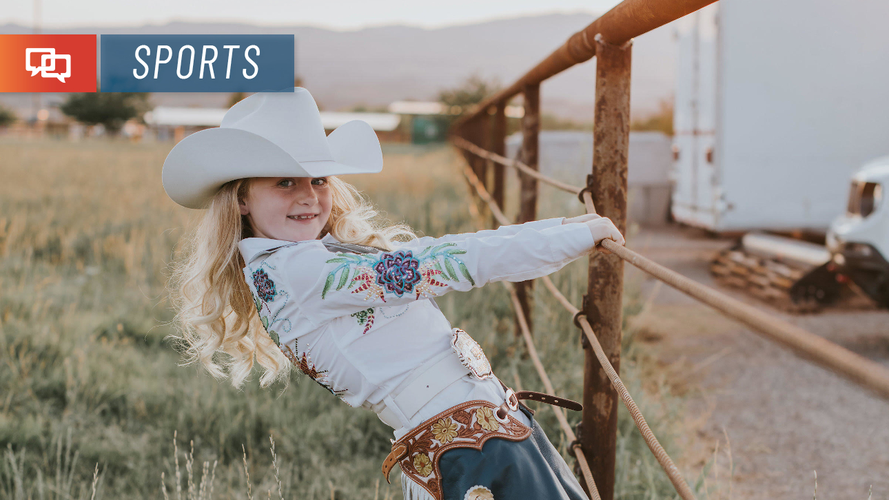 8 Year Old Barrel Racer From St George Qualifies For