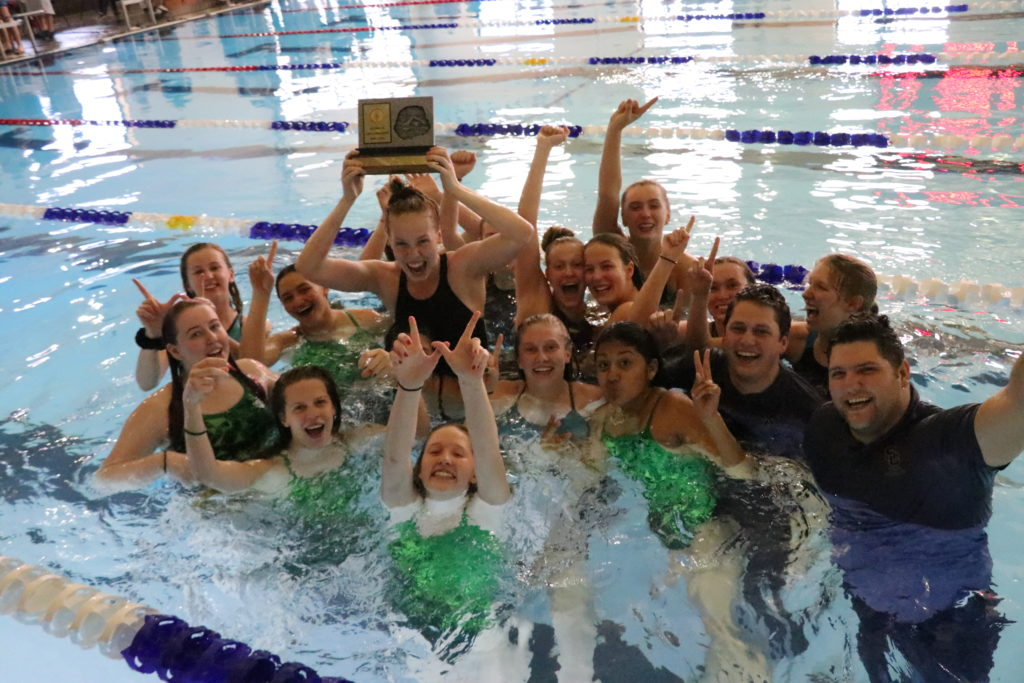 Snow Canyon Girls Desert Hills Boys Win Region Swimming Titles