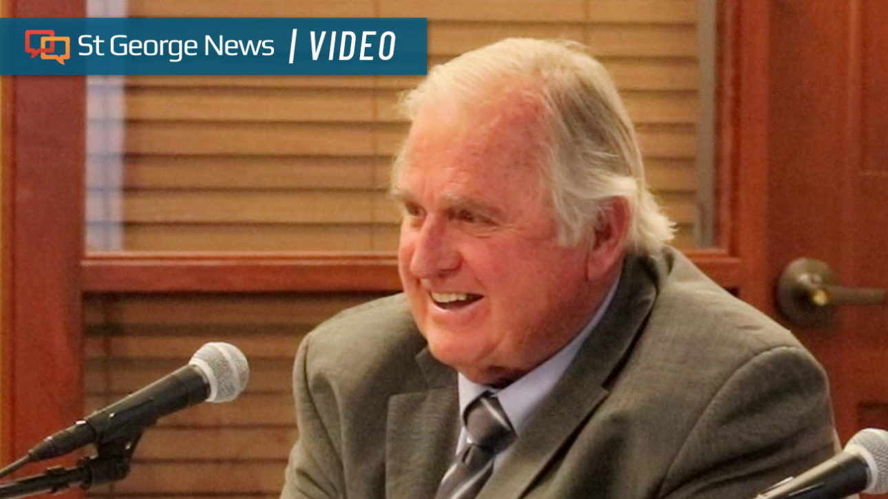 'He's done a lot of good'; County's long-serving water manager moves on after 40 years - St George News