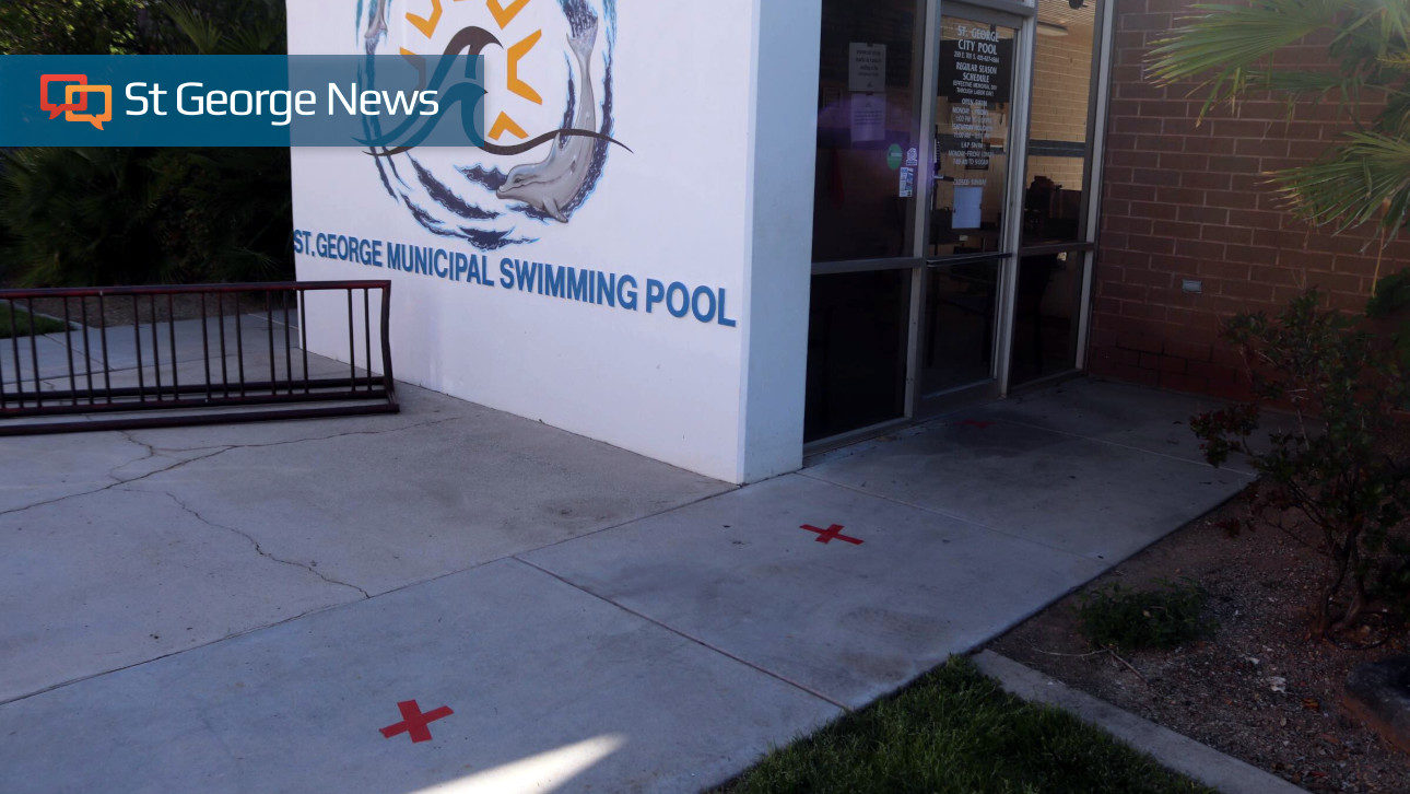 St George To Reopen City Pools Recreation Center And Splash Pad St George News