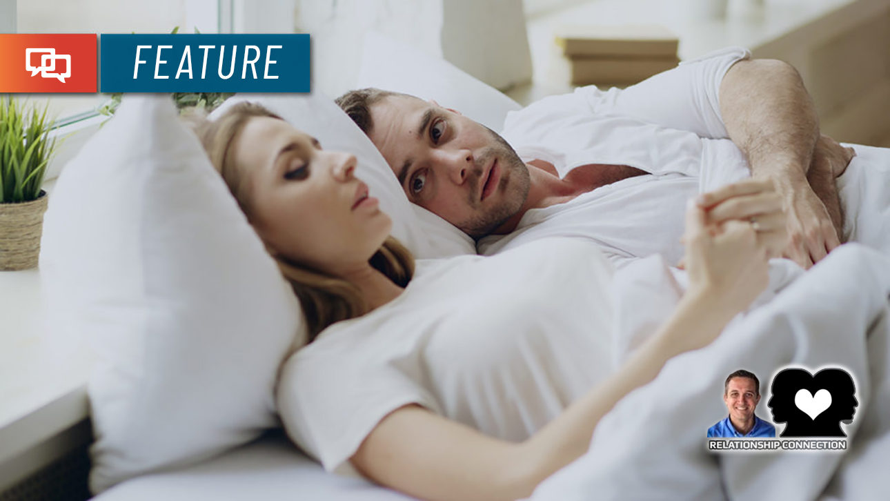 Relationship Connection: How often should I be sexually intimate when I don't feel like it?