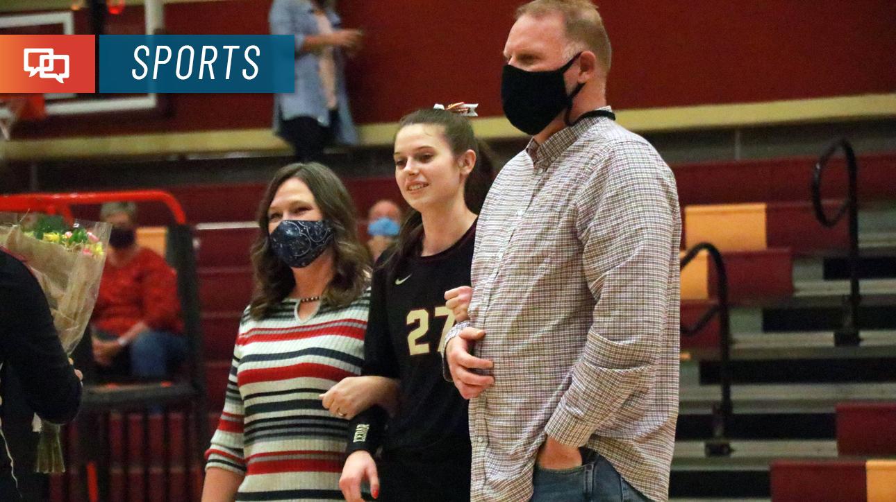 Photos: Polk County Volleyball Camp - Volleyball