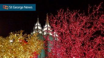 Temple Square Christmas 2020 Salt Lake Temple Christmas celebration goes virtual for 2020 – St