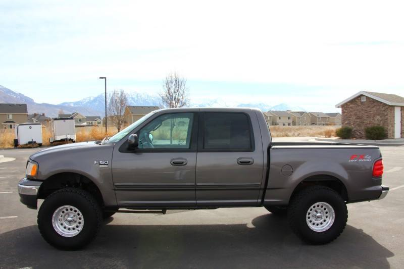 Just Brakes Coupons >> 2003 Ford F150 SuperCrew FX4 – St George News