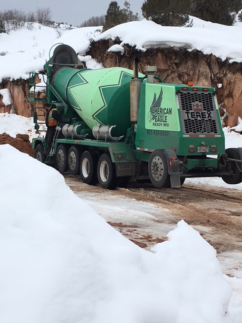 Experienced Ready Mix Concrete Drivers Wanted St George News
